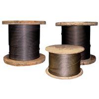Lesnické ocelové lano průměr 11 mm na lesní naviják metráž