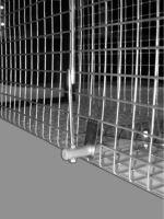 Sklopec skládací  pro kuny, tchoře, kočky, králíky