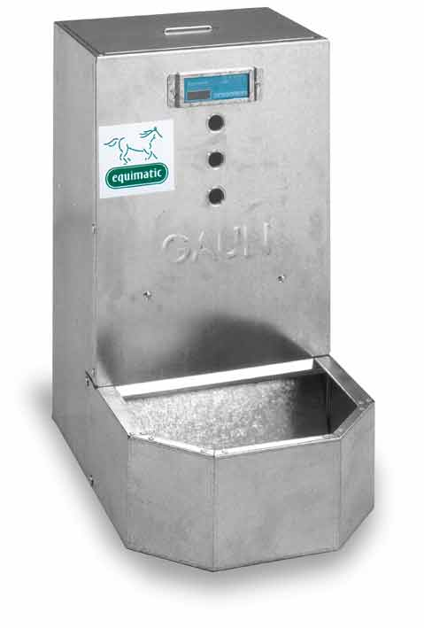 Automat na krmivo pro koně EQUIMATIC