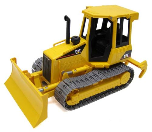 Bruder - malý pásový buldozer Caterpillar