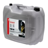 Motorový olej HDC-IL multistupňový SAE 15W-40