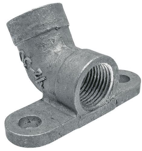 """Držák napájecího ventilu 1/2"""" sklon 45°"""