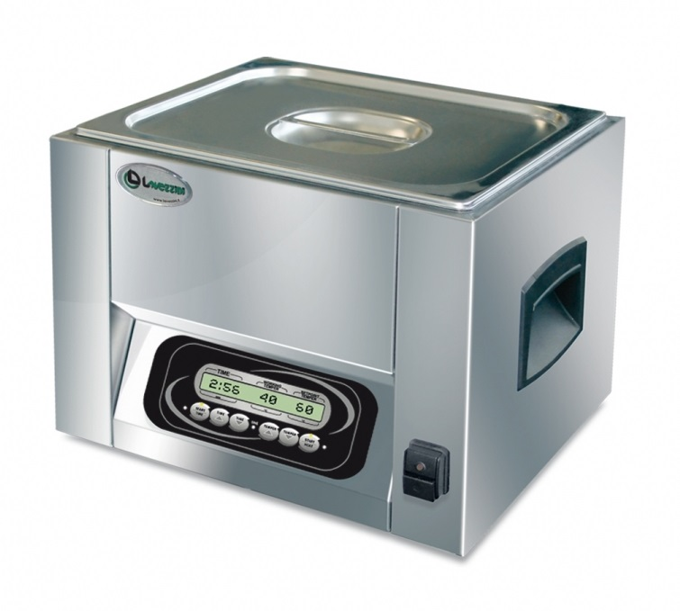 Sous Vide MINI 9 l vařič pro vaření ve vakuu HORECA WATER CHEF