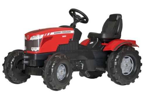 Rolly Toys - šlapací traktor  Massey Ferguson 8650 modelová řada Rolly FarmTrac