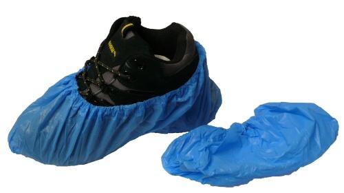 Jednorázový návlek na obuv plastový - pár