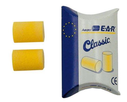 Špunty do uší proti hluku E-A-R Classic