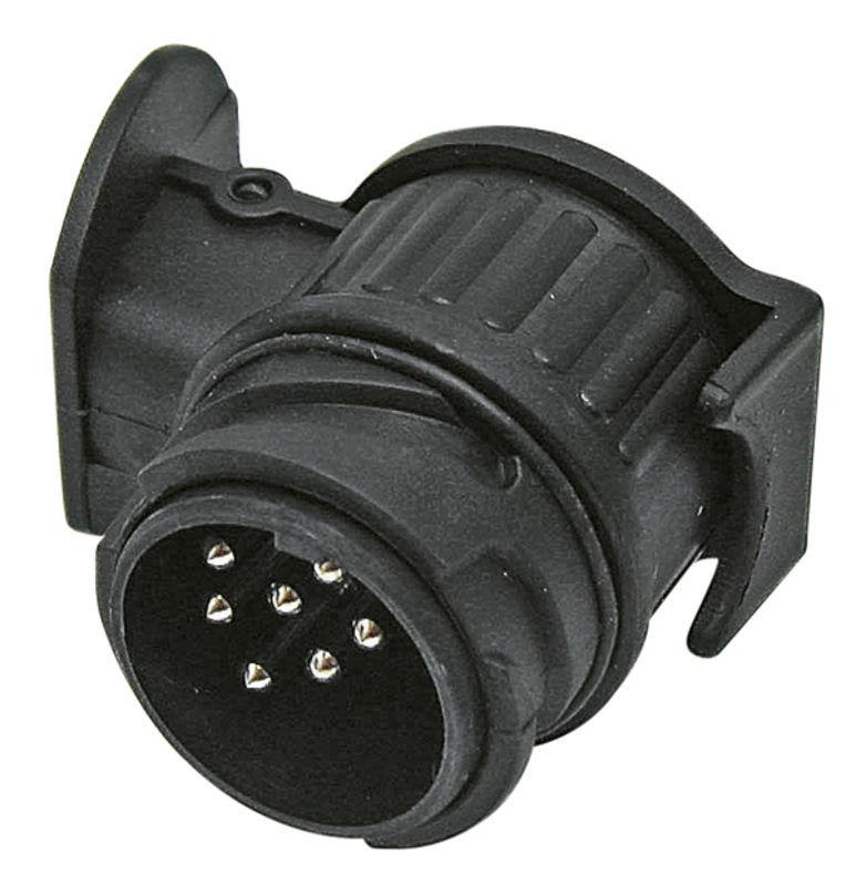 Adaptér 12V ke spojení 13-pólové zásuvky a 7-pólového konektoru mini