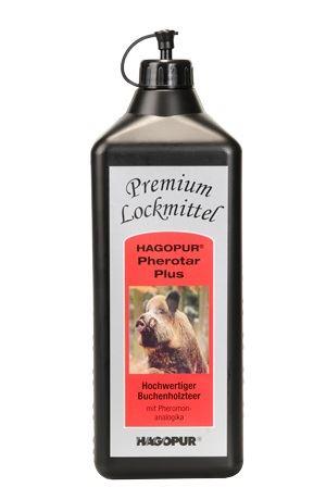 Prémium vábidlo Hagopur černá zvěř bukové aroma 1000 ml