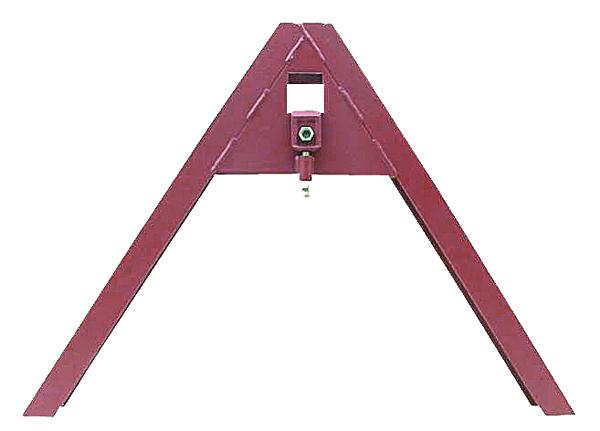 Trojúhelníkový mezirám kat. 1-2-3 ze standardního U-profilu pro přístroje do 1500 kg