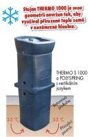 Stojan La GÉE Thermo S 1000 pro napáječky La GÉE Polyspring pro instalaci do betonu