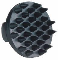 Masážní hřbílko gumové