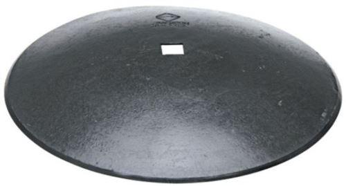Hladký disk - průměr D=660 mm, tloušťka S=8 mm