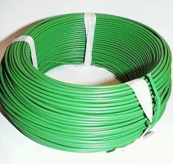 Izolovaný drát pro elektronický ohradník 100 m průřez 2,5 mm2