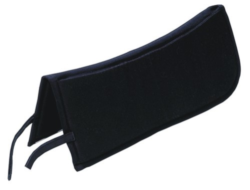 Tlumíci podložka pod sedlo HKM černá