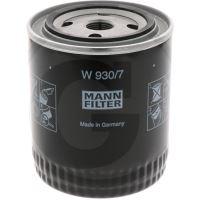 MANN FILTER W930/7 filtr motorového oleje vhodný pro Case IH