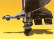Náhradní hrot Standard pro půdní vrták za traktor ROTOMEC