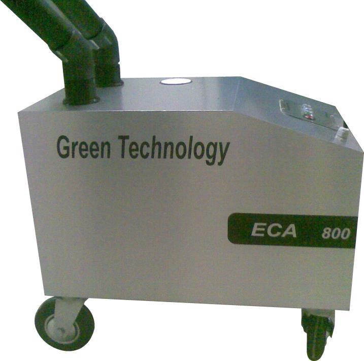 Ultrazvukový generátor dezinfekční mlhy ECA 800 mlžič pro prostory do 400 m3