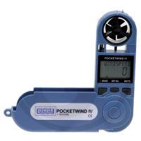 Větroměr kapesní anemometr Lechler Pocketwind IV