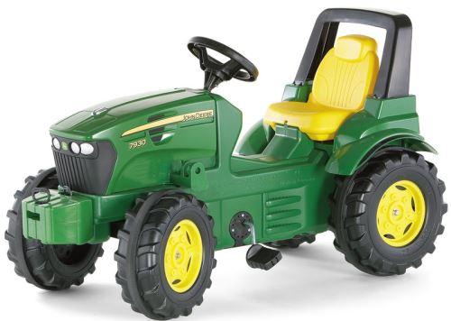 Rolly Toys - šlapací traktor John Deere 7930 modelová řada Rolly FarmTrac