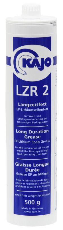 Dlouhodobé mazivo LZR-2 šroubovaná kartuše, patrona 500 g