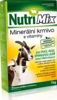 Nutrimix pro ovce, kozy, spárkatou zvěř - doplňkové minerálně vitamínové krmivo 20 kg