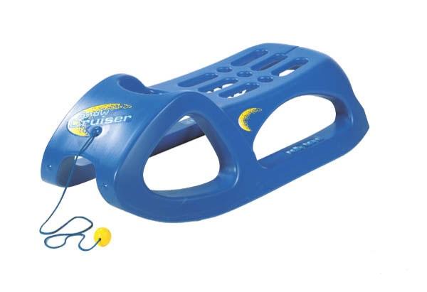 Rolly Toys - sáňky Snow Cruiser modré