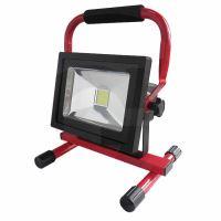 Pracovní LED reflektor 20W bateriový, chip SMD SAMSUNG s bezpečnostním krytem