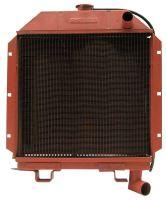 Chladič vhodný pro Case IH výška 570 mm šířka 470 mm