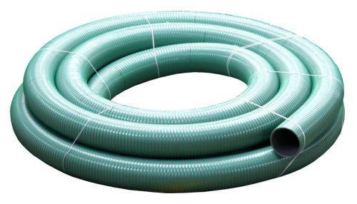 PVC spirálová a tlaková hadice pro fekální vozy