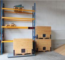 Plošinová váha Agreto 1,2 x 1,5 m na 2000 kg s indikátorem XK3 můstková, veterinární