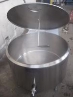Chladící tank na mléko Frigomilk G1 na chlazení 100 l mléka