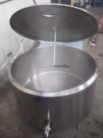 Chladící tank na mléko Frigomilk G1 na chlazení 300 l mléka