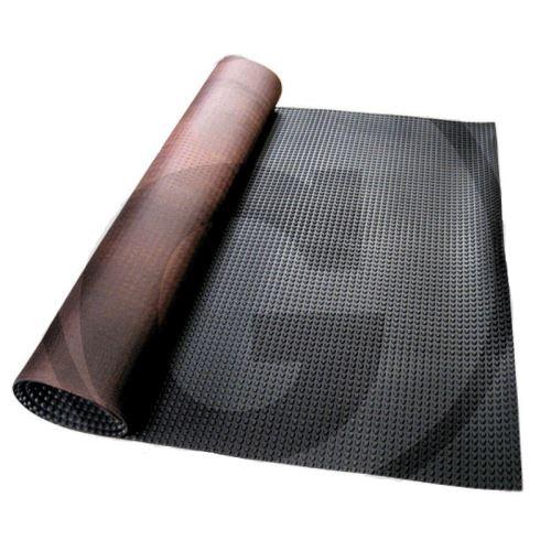 Gumová rohož s výstupky do přepravníku, přívěsu pro koně 3000 x 1650 mm tloušťka 8 mm