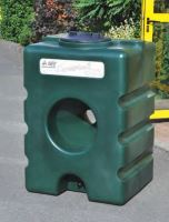 Nádrž na dešťovou vodu La GÉE 500 l zelená Aquastock