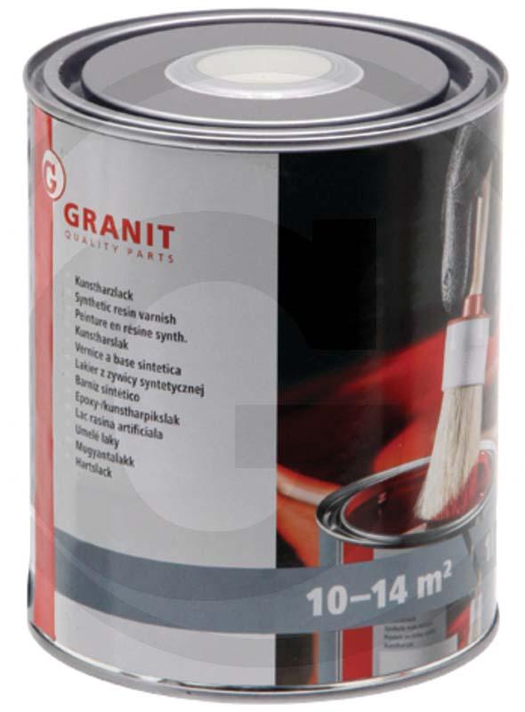 Lak na zemědělské stroje Nopolux 1000 ml odstín Claas světle šedá
