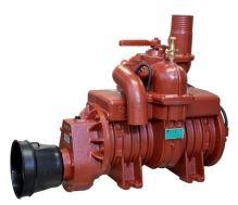 Vývěva na fekál B&P MEC 8000 M, kompresor s olejovým čerpadlem kapacita 8100 l/min