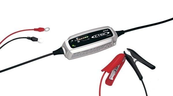Nabíječka gelových baterií CTEK XS 0.8