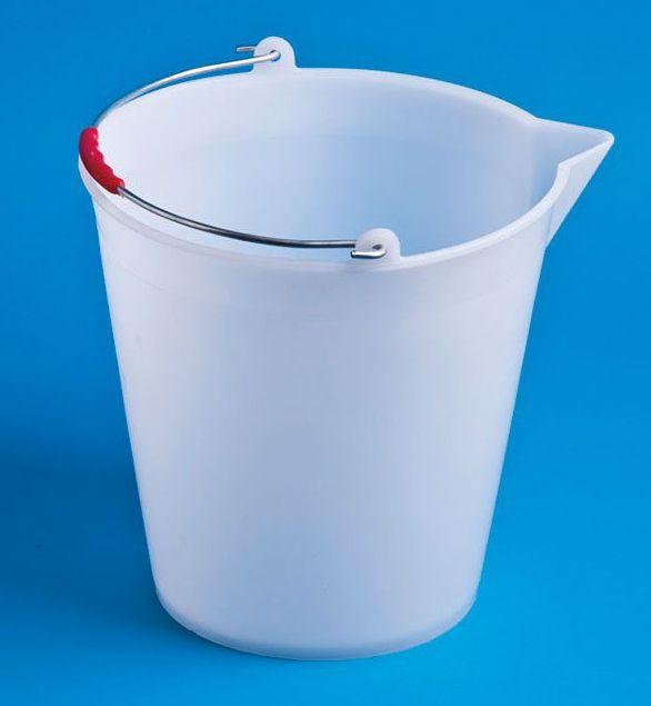 Kbelík na mléko plastový 12 l