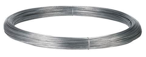 Pozinkovaný drát ocelový 2,5 mm, 625 m/25 kg