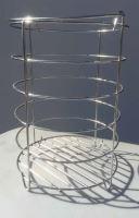Náhradní košík pro párkovače hot dog, ohřívače párků v rohlíku BEEKETAL průměr 140 mm