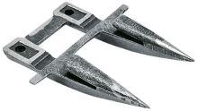 Dvojité prsty pro kombajny John Deere žací lišta série 200E