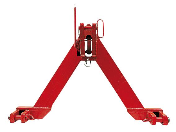 Trojúhelníkový mezirám kat. 3 do 1800 kg