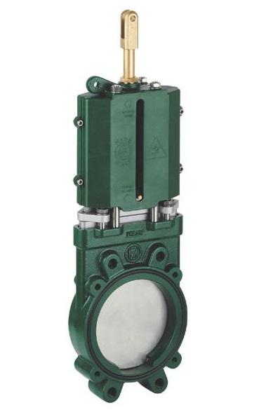 """MZ šoupě 6"""" deskové pro fekální a komunální vozy a bioplynky typ 0100 (10E)"""