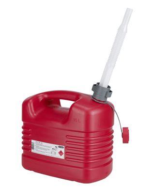 Plastový kanystr Pressol na tekutá paliva 10 l