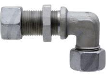 Hydraulické šroubení úhlové 90° přepážkové STAUFF SWV s přesuvnou maticí