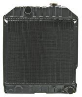 Chladič vhodný pro Ford výška 570 mm šířka 470 mm