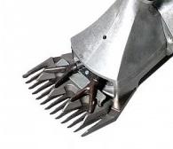 Vidlička pro strojek Eider EG 501 Master pravá
