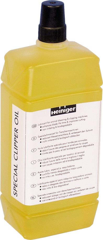 Olej Heiniger pro stříhací strojky 500 ml