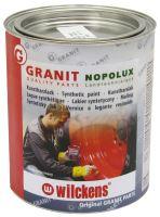 Lak na zemědělské stroje Nopolux 750 ml odstín Kemper červený