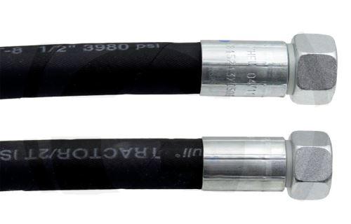 Hydraulická hadice 15L M22 x 1,5 PN 275 bar DN 12 DKOL různé délky hydraulické hadice